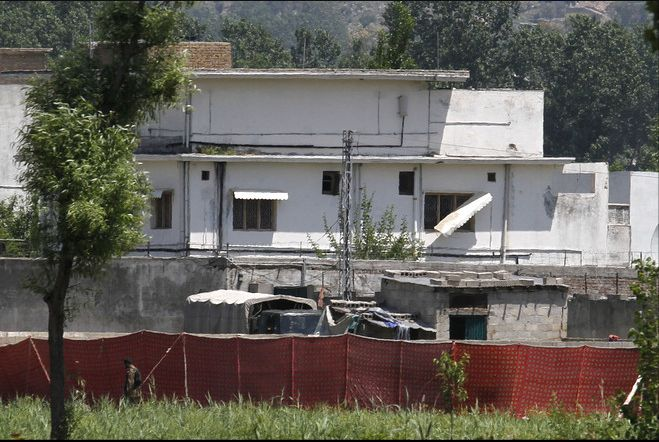 Osama bin Laden Compound