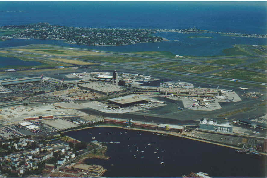 Boston's Logan Airport