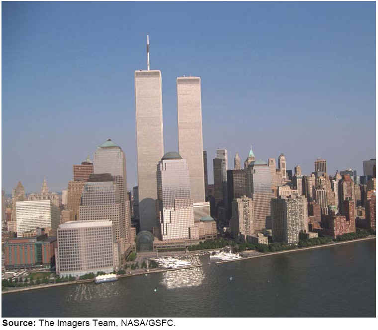 New York WorldTrade Center September 11