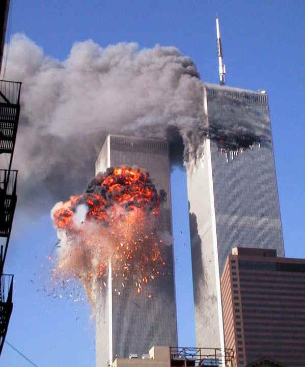 New York Worldtrade Center September 11 2001